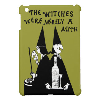 Vintage Witches Brew Alcohol Cauldron Halloween Case For The iPad Mini