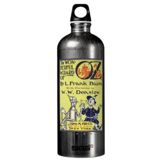 Vintage Wizard of Oz Aluminum Water Bottle