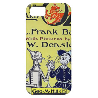 Vintage Wizard of Oz Book Cover