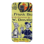 Vintage Wizard of Oz Book Cover Galaxy S5 Case