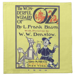 wizard of oz paper