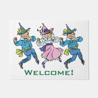 dance doormats & welcome mats | zazzle