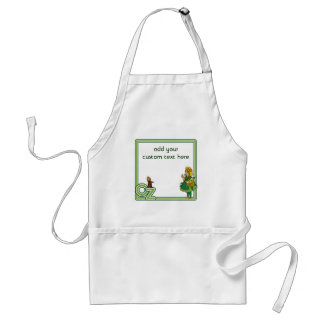 Vintage Wizard of Oz; Dorothy and Toto Aprons