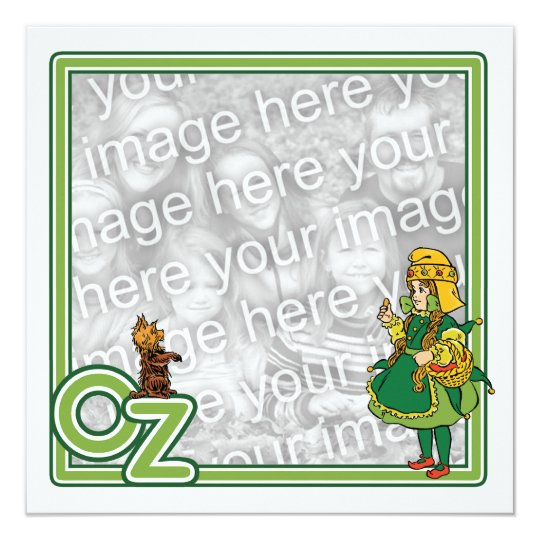 Vintage Wizard of Oz; Dorothy and Toto Card