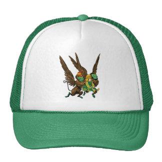 Vintage Wizard of Oz, Dorothy, Evil Flying Monkeys Trucker Hat