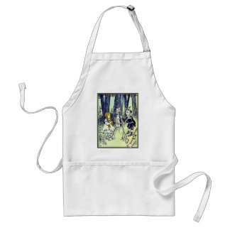 Vintage Wizard of Oz, Dorothy Meets the Tinman Adult Apron