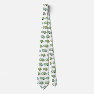 Vintage Wizard of Oz Dorothy Toto with BIG Letters Tie