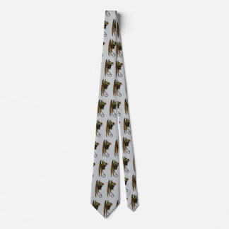 Vintage Wizard of Oz, Evil Flying Monkey Hat Neck Tie