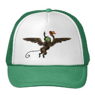 Vintage Wizard of Oz, Evil Flying Monkey Trucker Hat