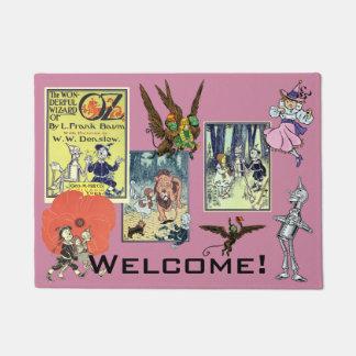 monkey doormats & welcome mats | zazzle