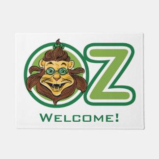 wizard oz doormats & welcome mats | zazzle