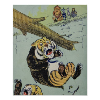 Vintage Wizard of Oz Poster