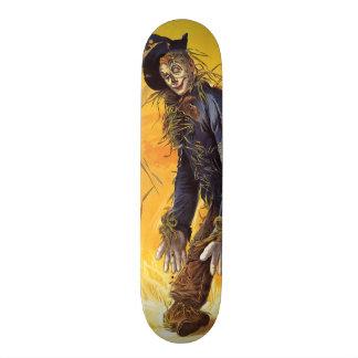 Vintage Wizard of Oz Scarecrow Skateboard