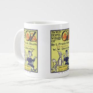 Vintage Wizard of Oz 20 Oz Large Ceramic Coffee Mug