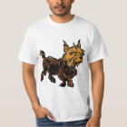 Vintage Wizard of Oz, Toto the Cute Puppy Dog T-Shirt