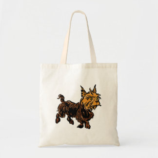 Vintage Wizard of Oz, Toto the Cute Puppy Dog Tote Bag