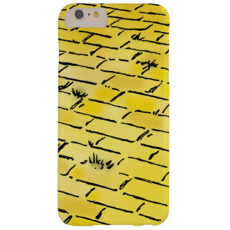 Vintage Wizard of Oz Yellow Brick Road by Denslow Barely There iPhone 6 Plus Case