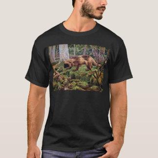 Vintage Wolverine Illustration T-Shirt
