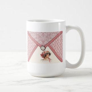Vintage Woman Coffee Mug
