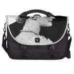 Vintage Woman Commuter Bags
