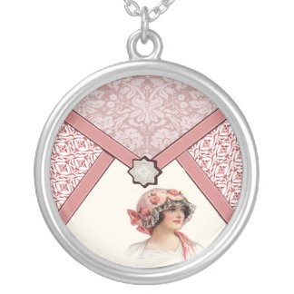 Vintage Woman Necklaces