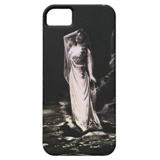 Vintage women picture iPhone 5 cases