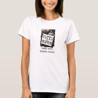 Vintage Women Vote Shirt
