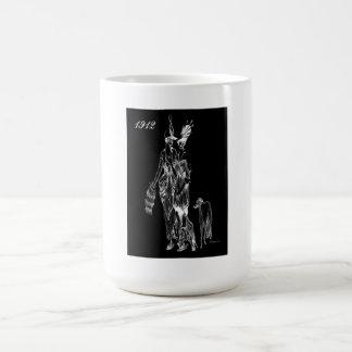 Vintage Women's Fashion 1912 Coffee Mug