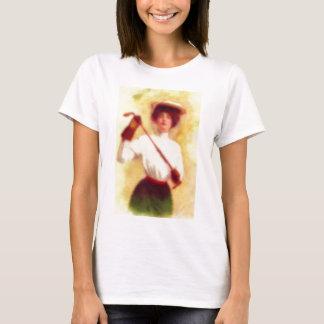 Vintage Women's Golf Fashion T-Shirt