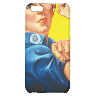 Vintage Womens Rights Ad Case For iPhone 5C