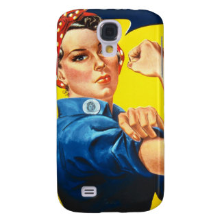Vintage Womens Rights Ad Samsung Galaxy S4 Case