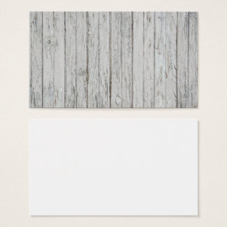 Vintage Wood Background Business Card