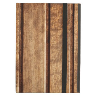 Vintage Wood Panel Textures iPad Air Cases