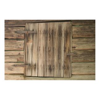 Vintage wood wall backdrop wood wall art