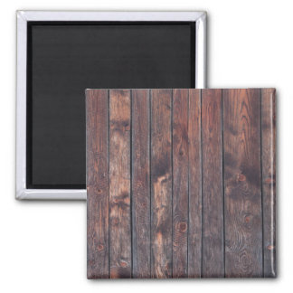 Vintage wood wall texture magnet