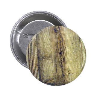 Vintage Woodgrain Texture Button