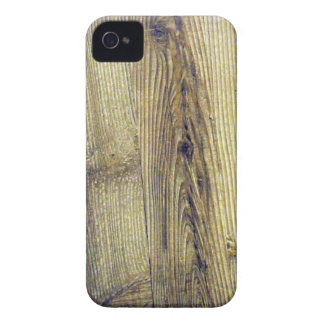Vintage Woodgrain Texture iPhone 4 Case