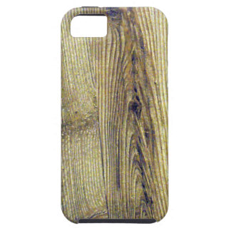 Vintage Woodgrain Texture iPhone 5 Case