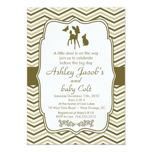 woodland baby shower invitations templates .
