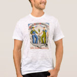 Vintage Work Pays America WPA Poster T-Shirt
