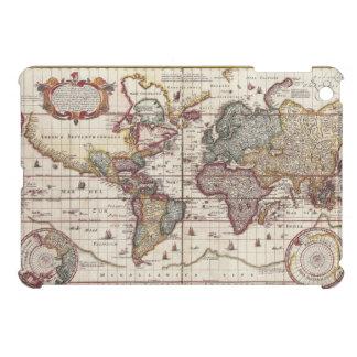 Vintage World Map #2 iPad Mini Case For The iPad Mini
