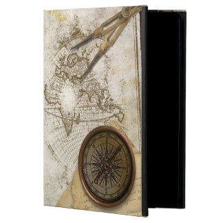Vintage World Map And Tools Powis iPad Air 2 Case