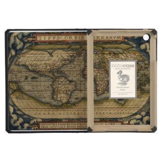 Vintage World Map Atlas Historical iPad Mini Retina Cover