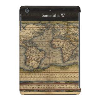 Vintage World Map Atlas Historical Design iPad Mini Case