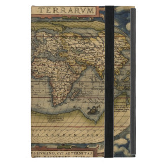 Vintage World Map Atlas Historical iPad Mini Cover