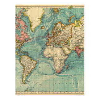 African Continent Postcards  Zazzle