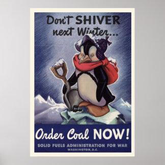 Vintage World War 2 Print