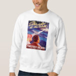 Vintage Worlds Fair New York 1939 Poster Sweatshirt