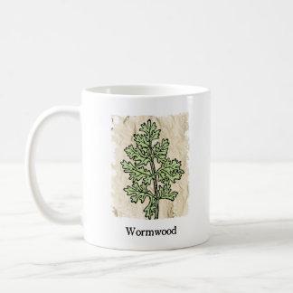 Vintage Wormwood Mug Coffee Mugs