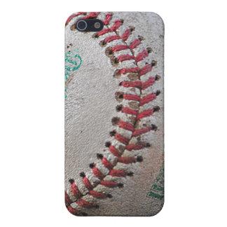 Vintage Worn Baseball Case For iPhone SE/5/5s